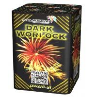 """Батарея салютов """"DARK WORLOCK"""" 9 залпов GW218-91"""