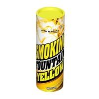 Цветной Дым SMOKING FOUNTAIN желтый