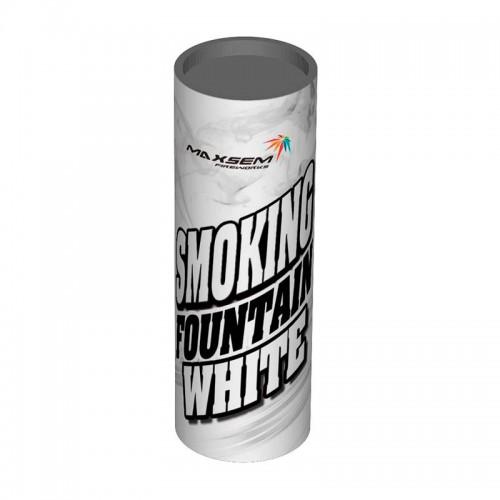 Цветной Дым SMOKING FOUNTAIN Белый